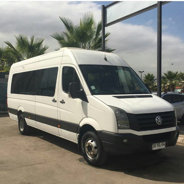 Minibuses para 15 Pasajeros