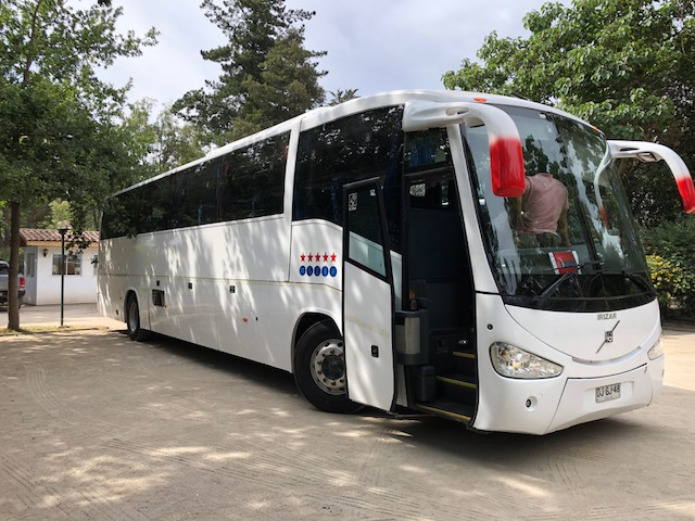 Buses para 45 Pasajeros