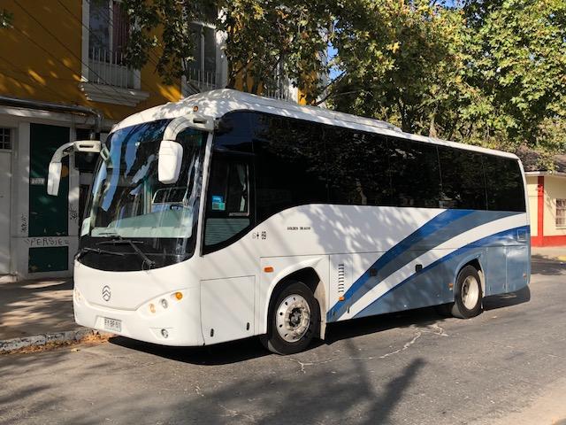 Buses para 35 Pasajeros