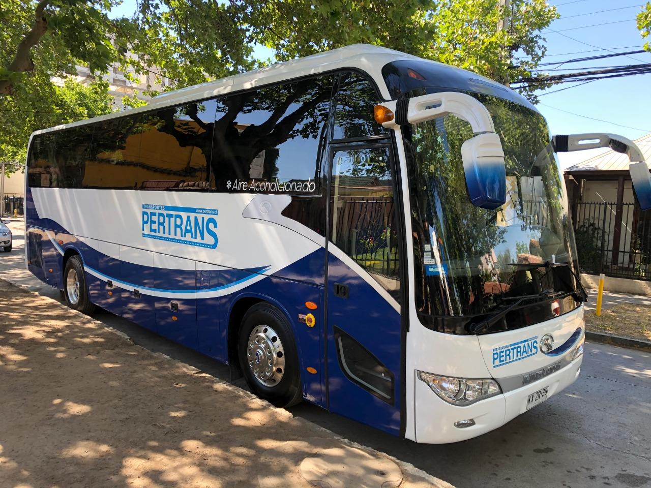 Buses para 40 Pasajeros