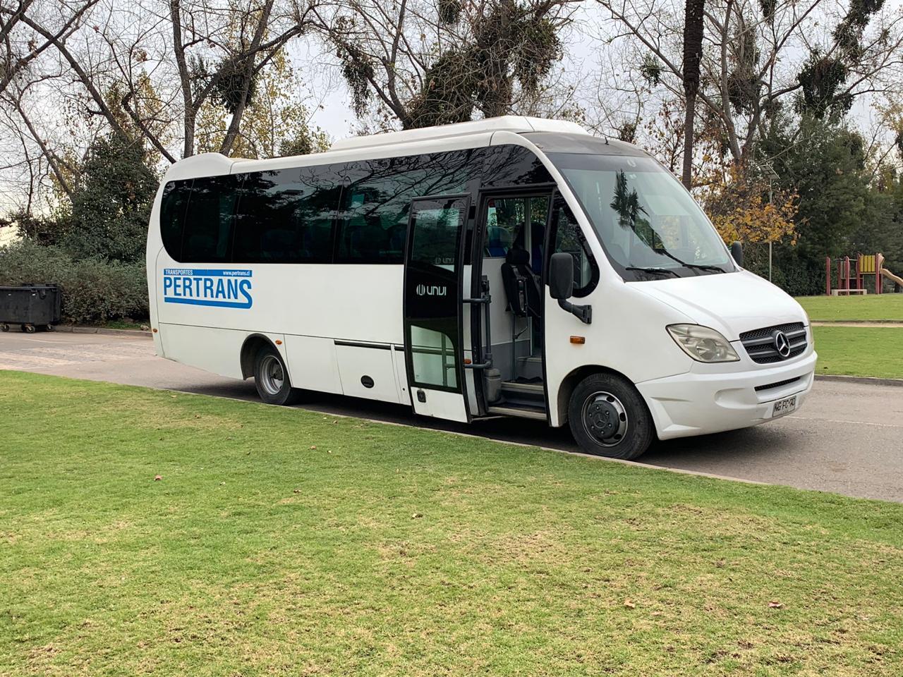 Buses para 30 Pasajeros