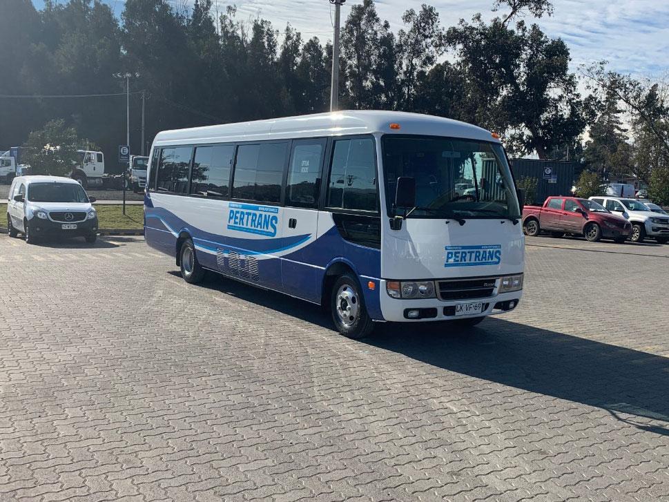 Minibuses para 25 Pasajeros