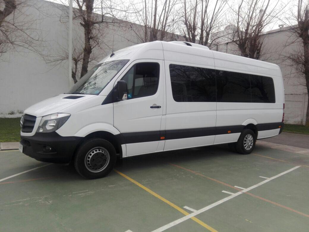 Minibuses para 19 Pasajeros