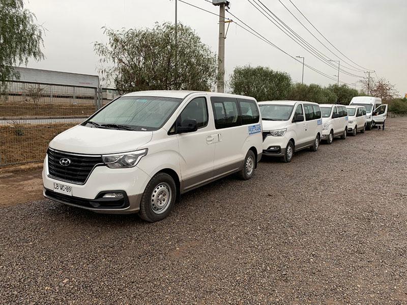 Minibuses para 10 Pasajeros